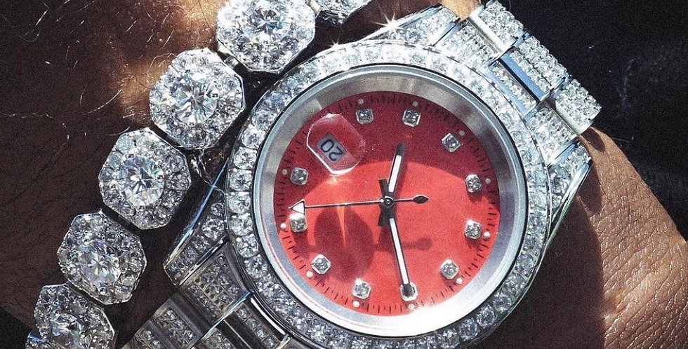 CHAINAWATCH ERA-ONE / ARGENT&ROUGE