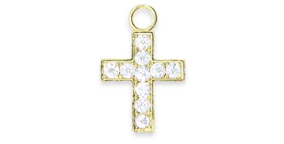 Lueur - Crucifix D'or
