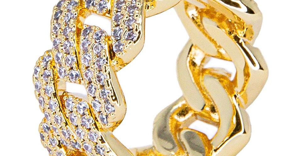 CLASSIQUE PRONG GOLD