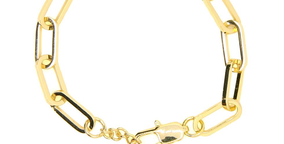 Bracelet à maillons Cn&Me - Destinée dorée