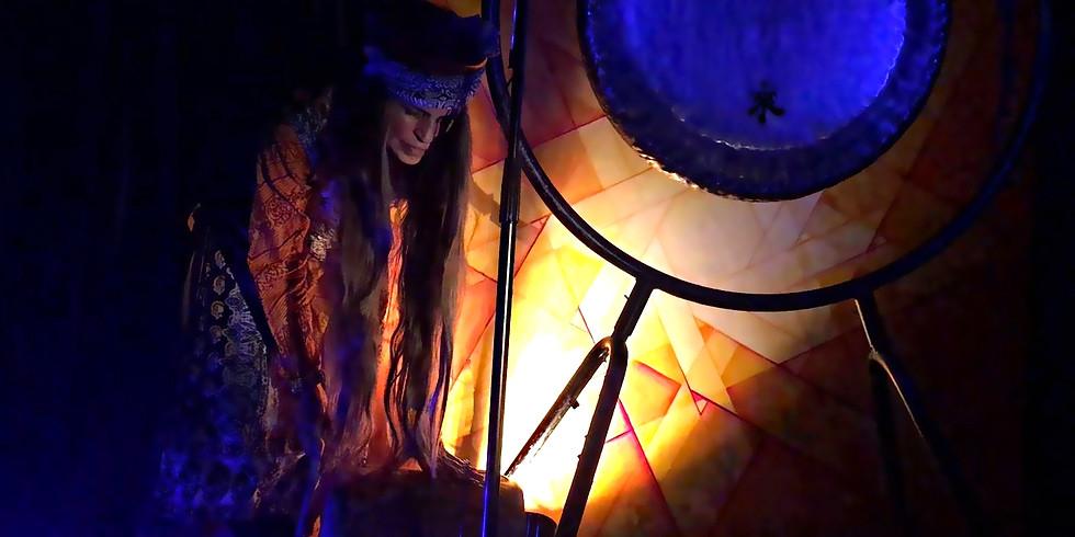 O.C. - WAKING ON FIRE - Healing Sound Bath