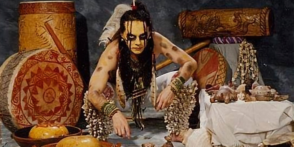 Sacred Sounds and Medicine Music