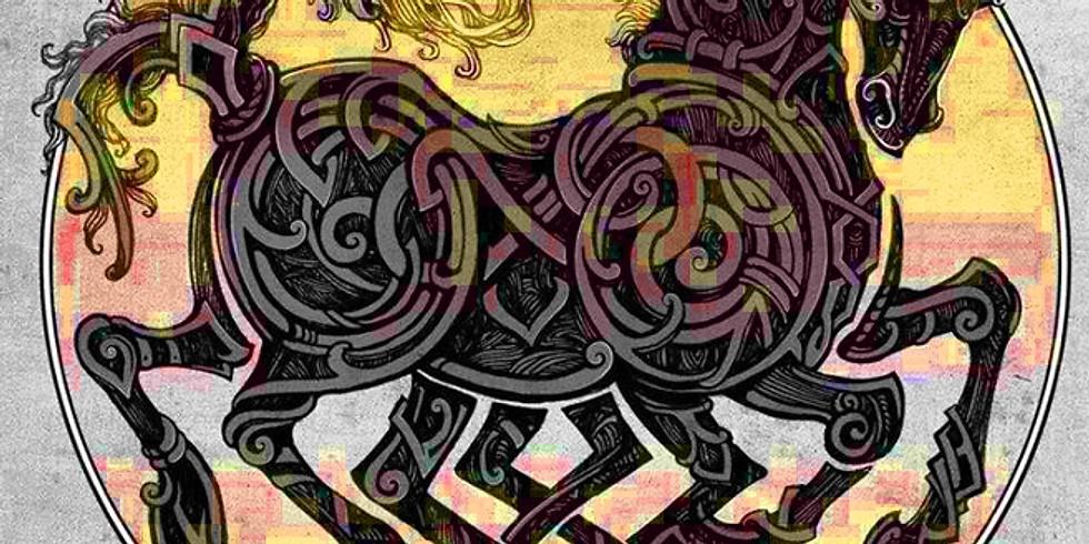 Spirit Horse Drum Journey with Shaman of Mongolian Heritage