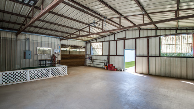 Entrance to Indoor Arena