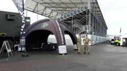 Silverstone recruiting event