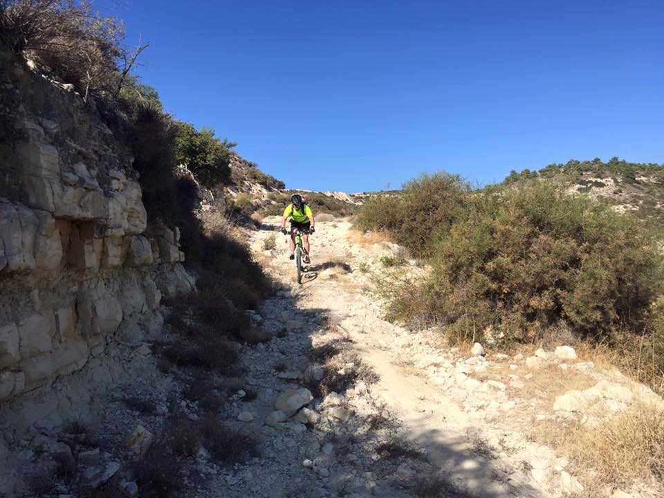 Cyprus Adventure Training