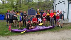 Kayaking in Canada