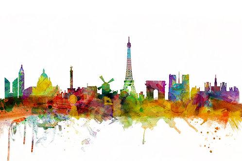 The sound of....PARIS