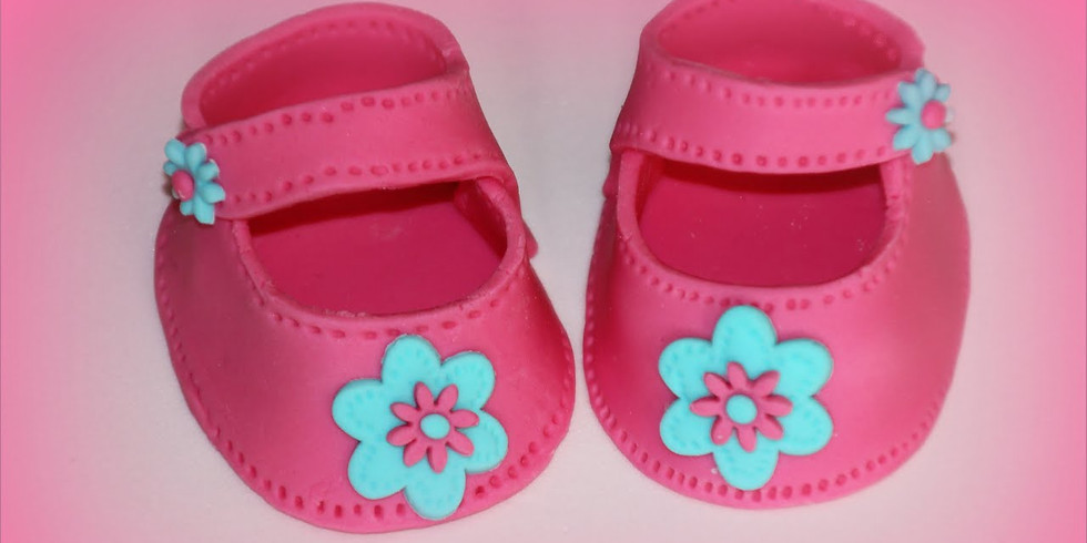 June Workshop:  Tailored Baby Shoes
