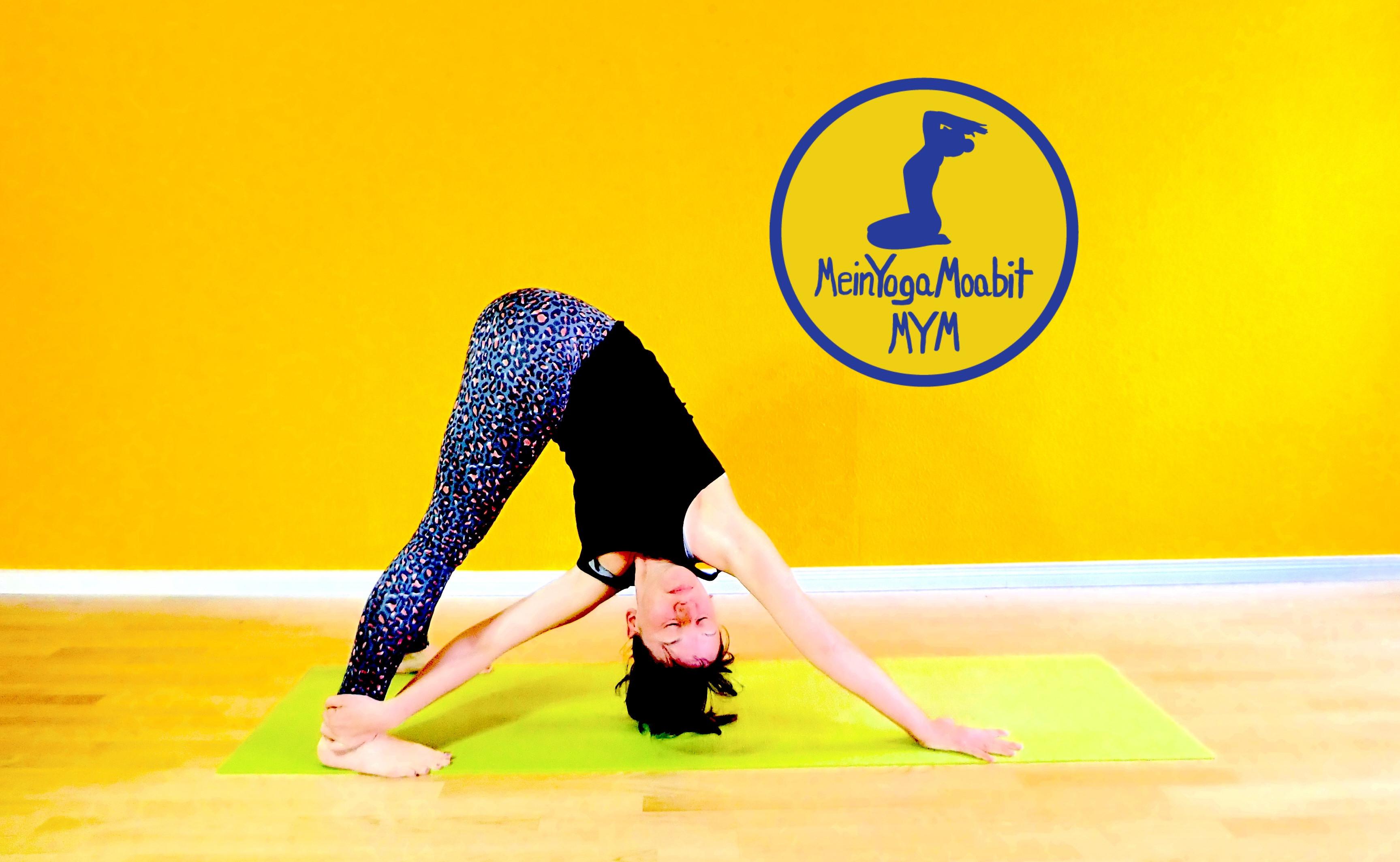 Ausrichtung & Flow Yoga im Studio