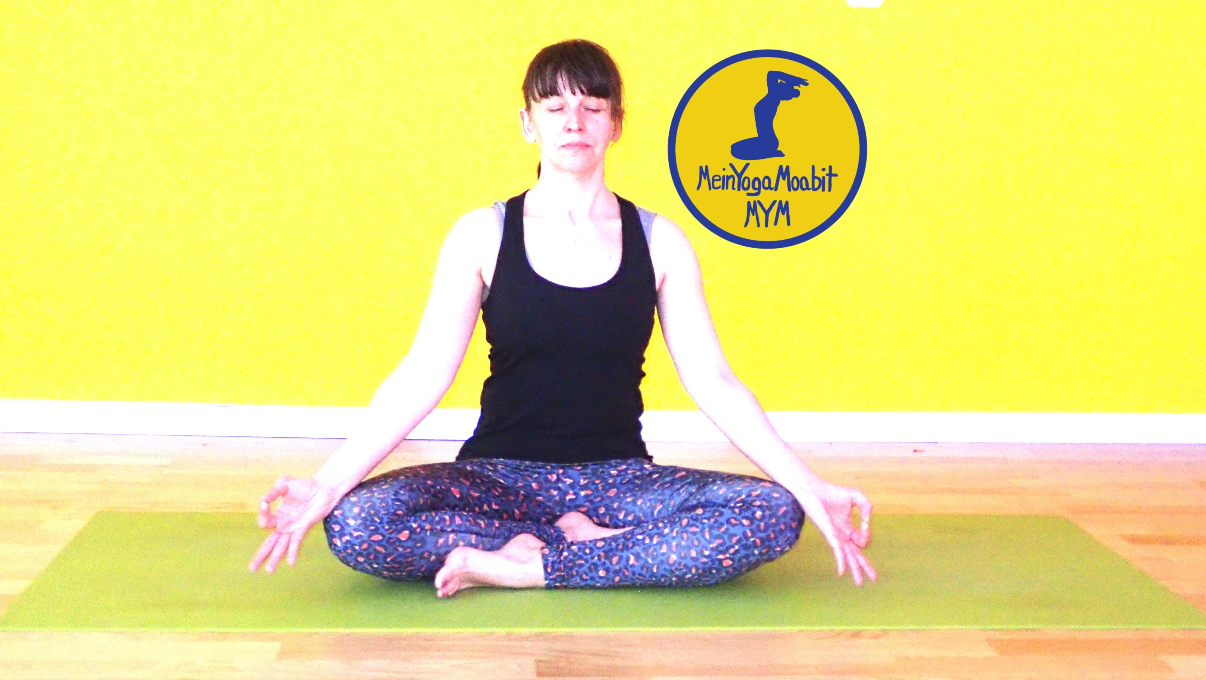 Meditation & Slow Flow im Studio