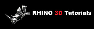 MyLogoRhino3D Tutorials Horizontal Updat
