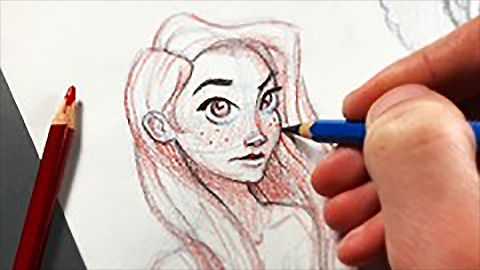 The Ultimate Drawing Course - Beginner t