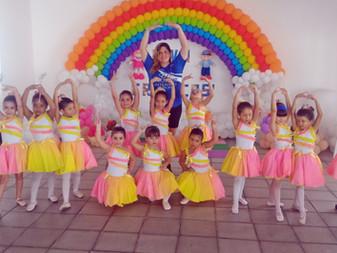 Semana da Criança (Apresentação do Ballet)