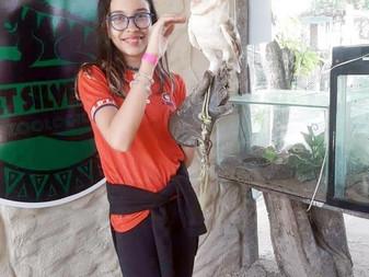 Aula de Campo do 7º ano                    (Visitando o Zoo Interativo de Maragogi)