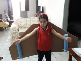 Trabalho Arte e Movimento  (Aula Remota Infantil 4)