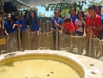 Aula de Campo dos 8º e 9º anos ( Visita ao Oceanário, Casa da Ciência e ao Museu de Aracaju)