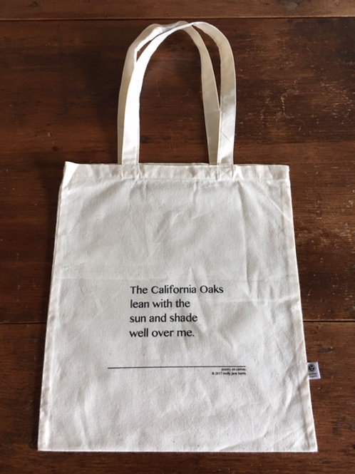 California Oaks Tote