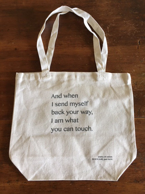Giving Back Tote