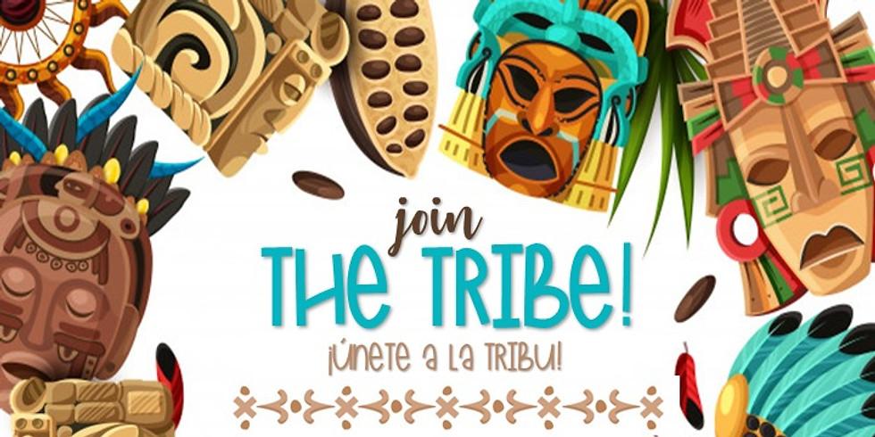 THE TRIBE-  21 de junio al 23 de julio