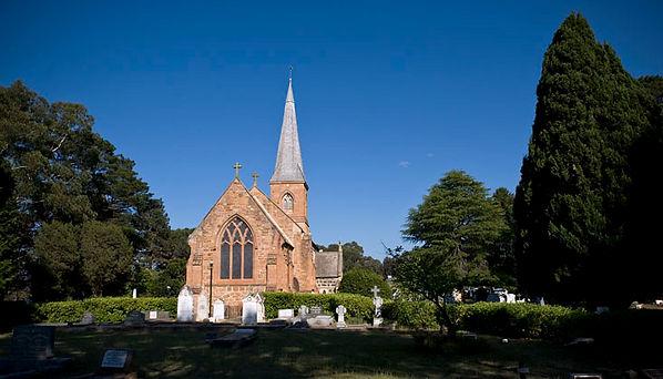St John's Precinct Reid Canberra