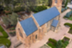 Slate roof Church Canberra