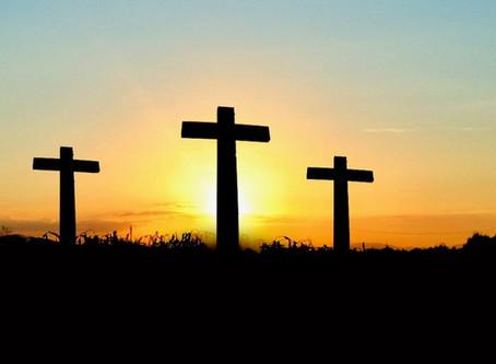 Resurrection makes no sense without the cross