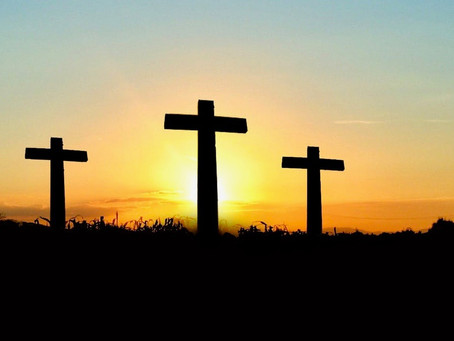 Resurrection makes no sense without the cross