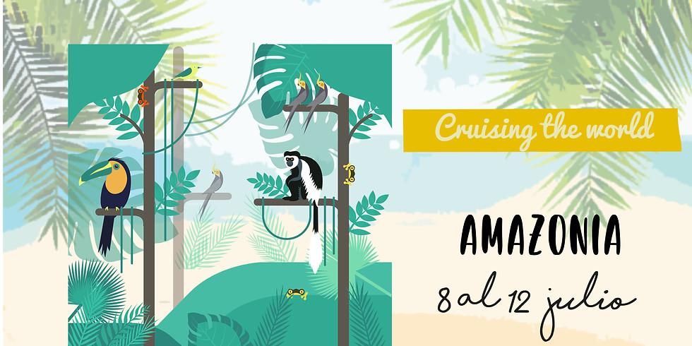 Cruising the world - AMAZONIA