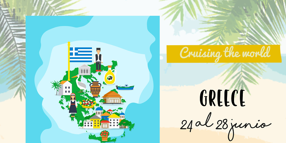 Cruising the world - GREECE