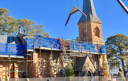 Heritage Fund Church Canberra