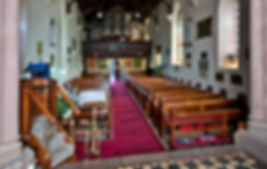 Wedding Anglican Canberra