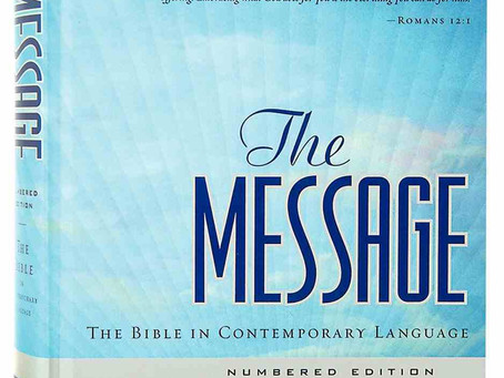 The Bible in contemporary language