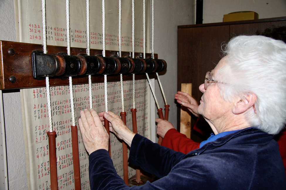 bells bell ringing Canberra Reid Anglican