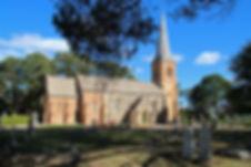 St John's Chuch Reid Canberra