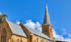 Church roof Welsh slate Canberra