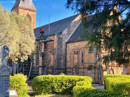 Canberra's oldest church to get a new roof
