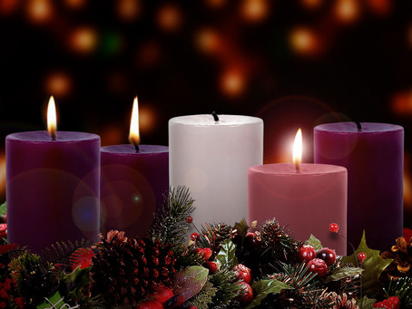Advent - a season of expectant waiting