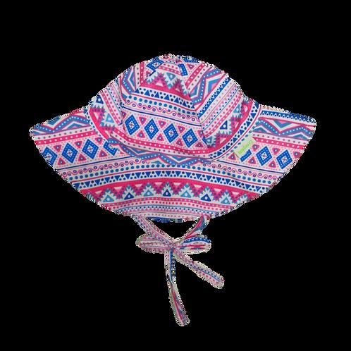 Chapéu de proteção Solar Mosaico