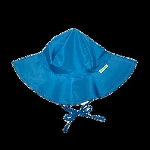 Chapéu de proteção solar FPU 50+Azul