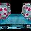 Thumbnail: Boia Colete Tripla Cherry Azul