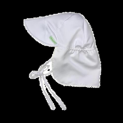 Chapéu Australiano Branco com proteção solar FPU 50+
