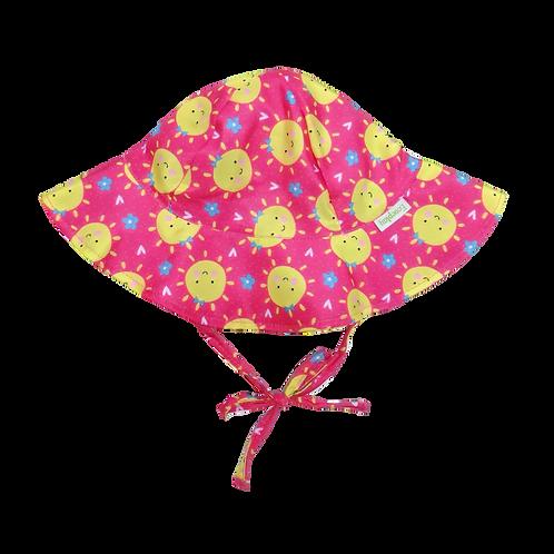 Chapéu de proteção solar Solzinho