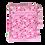 Thumbnail: Saco impermeável 2 em 1 Cereja Rosa