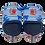 Thumbnail: Sapato térmico de atividades neoprene Mar