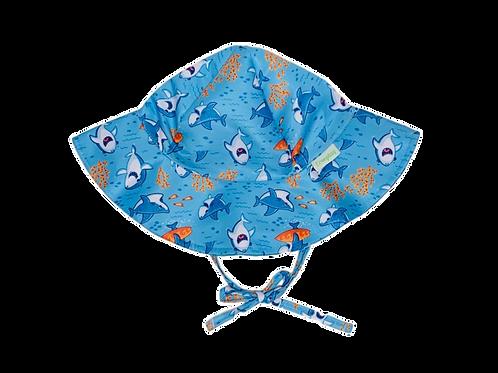 Chapéu de proteção Solar Baby Shark