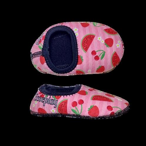Sapato térmico de atividades neoprene Frutas vermelhas