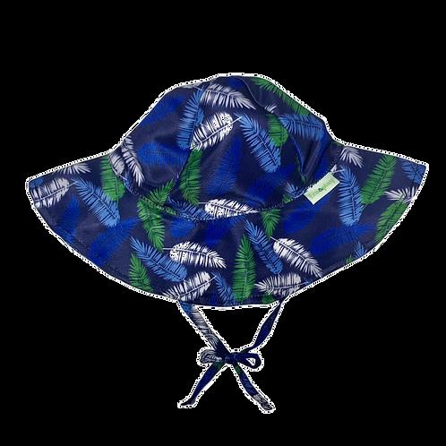 Chapéu de proteção Solar Folhagem