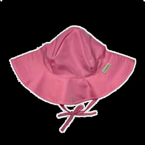 Chapéu de proteção solar FPU 50+Rosa