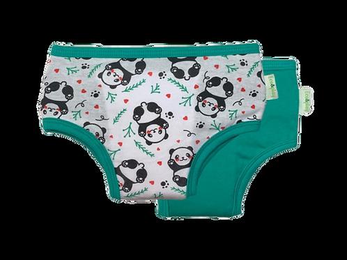 Kit Desfralde Panda Verde